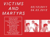 Victims and Martyrs at Goteborgs Konsthall