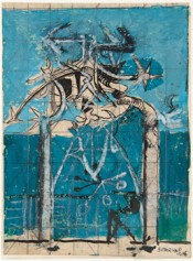 Graham Sutherland's An Unfinished World
