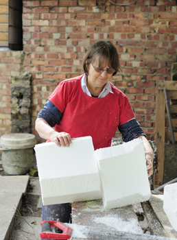 Aachen Art Prize for 2012 awarded to Phyllida Barlow