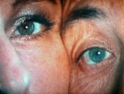 "Barbara Hammer, ""Sync Touch,"" 1981. (c) Barbara Hammer."