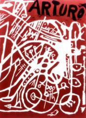 """Tomás Maldonado, """"Arturo: revista de artes abstractas,"""" Summer 1944."""