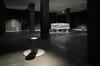 Saâdane Afif at MMK Museum für Moderne Kunst Frankfurt am Main
