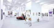 Installation view Independent 2011. Photo: Tom Powel Imaging.