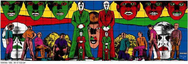 Guggenheim: Gilbert & George in Conversation with Michael Bracewell
