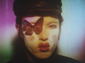 "Shuji Terayama, ""Butterfly,"" 1974.© courtesy the Terayama Museum."