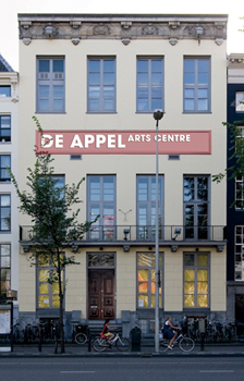 De Appel arts centre is opening its new permanent premises with Topsy Turvy