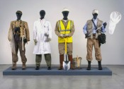 "Mark Dion, ""Costume Bureau,"" 2006. Collection Museum Het Domein, Sittard."