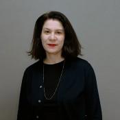 Ann Goldstein. Photo: Rineke Dijkstra.