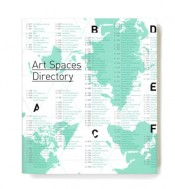 Art Spaces Directory, co-published by the New Museum and ArtAsiaPacific. Photo: Ann Woo.
