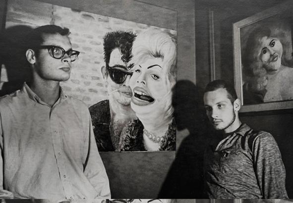 San Francisco Art Institute presents Living in Studio Kuchar