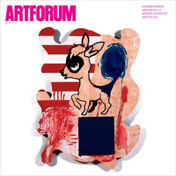 May 2012 in Artforum