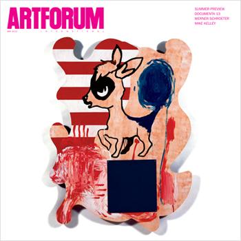 May 2012 in Artforum