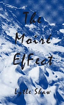 """The Moiré Effect"" by Lytle Shaw, co-published by Cabinet Books and Bookhorse"