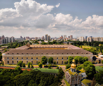 Arsenale 2012: The First Kiev International Biennale