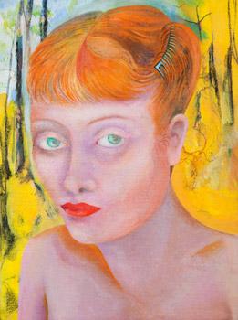 Katharina Wulff at San Francisco Museum of Modern Art