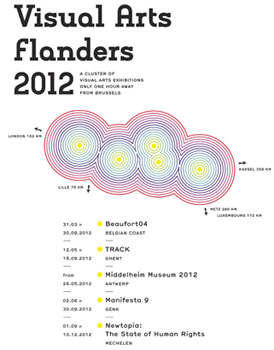 Visual Arts Flanders 2012