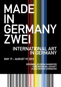 MADE IN GERMANY ZWEI: International art in Germany