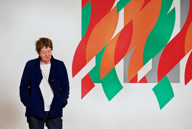 Bridget Riley will be awarded the 12th Rubens Prize