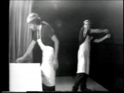 "Allan Sekula, ""Performance under Working Conditions,"" 1973. Video still."