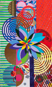 Brazilian Painter of Visual Experience: Beatriz Milhazes ...