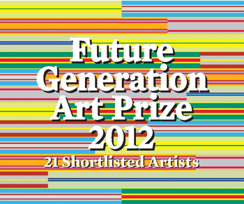 The PinchukArtCentre presents shortlisted artists for the Future Generation Art Prize 2012