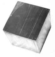 Robert Morris, &quot;Box with the Sound of Its Own Making,&quot; 1961. Copyright Pictoright, Amsterdam, 2012.