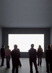 Alfredo Jaar, &quot;Lament of the Images,&quot; 2002. Collection: Louisiana Museum of Modern Art, Humlebaek.  2012: Alfredo Jaar, New York.