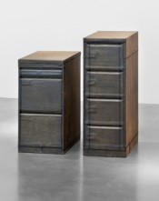 Gabriel Kuri, &quot;Dead filing cabinets,&quot; 2012. Photo: Michel Zabe &amp; Omar Luis Olguin, 2012. Courtesy of the artist and kurimanzutto Mexico City.