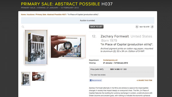 """The """"abstract Possible"""""""