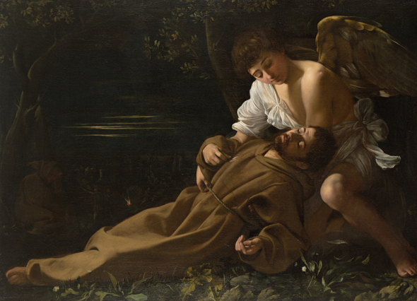 LACMA presents Bodies and Shadows: Caravaggio and His Legacy