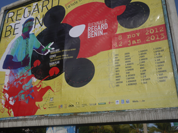 Biennale Regard Benin 2012 – Inventing the World: The Artist as Citizen