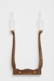 "Amalia Pica,""Catachresis #18 (legs of the table, neck of the bottle, head of the screw),"" 2012. Photo: Sander Tiedema."