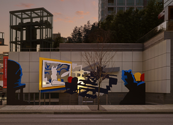 Damian Moppett at Vancouver Art Gallery Offsite