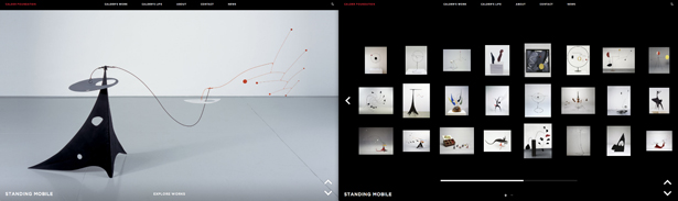 Calder Foundation launches new website to mark 25thanniversary