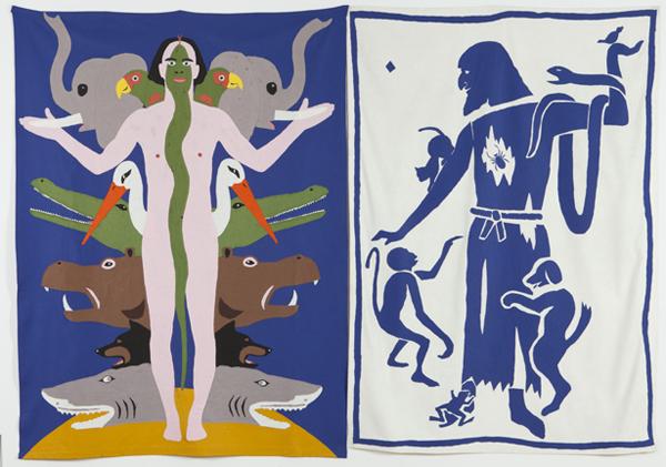 Mike Kelley retrospective at Stedelijk Museum Amsterdam