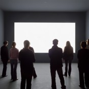 "Alfredo Jaar, ""Lament of the Images,"" 2002."