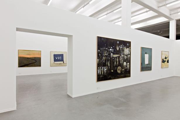 Norbert Schwontkowski and A World of Wild Doubt at Kunstverein Hamburg