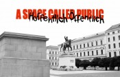 "Stephen Hall & Li Li Ren, ""4th Plinth Munich,"" 2013. Part of the public art program ""A Space Called Public / Hoffentlich Öffentlich"" curated by Elmgreen & Dragset."