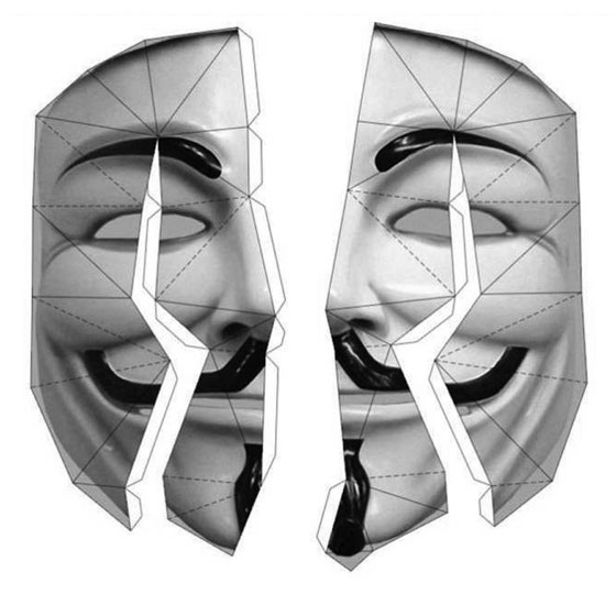 Anonymous, Masks and Dreams on Pinterest