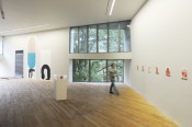"Installation view, ""Living/Loss,"" Lewis Glucksman Gallery. Photo © Lewis Glucksman Gallery."