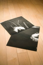 """Jacobo Castellano, from the exhibition """"Itinerarios (Itineraries)08–09.""""Botín Foundation Visual Arts Grants. Santander,Spain, January–March 2010."""