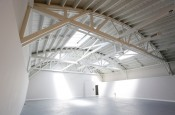 The new CCA Wattis Institute for Contemporary Arts gallery space.