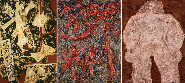 Angels, Demons, and Savages: Pollock, Ossorio, Dubuffet at The Phillips Collection