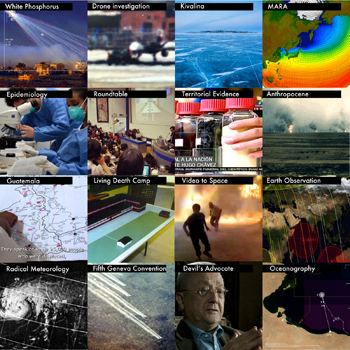 Centre for Research Architecture MA Programme at Goldsmiths University of London