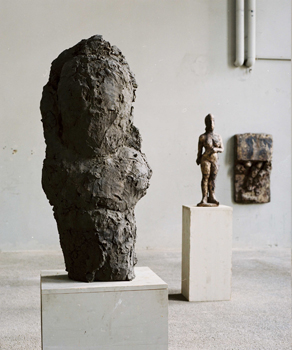 Hans Josephsohn at Modern Art Oxford