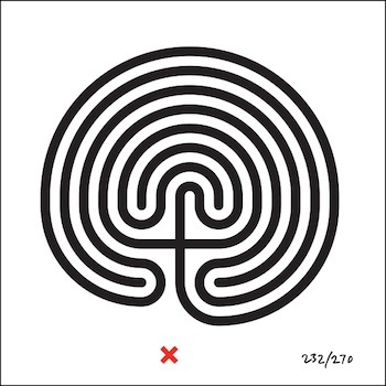 Art on the Underground presents Mark Wallinger's Labyrinth