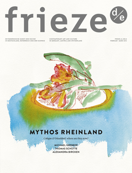 frieze d/e issue 8 out now