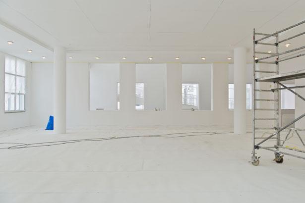 The Empty House E Flux