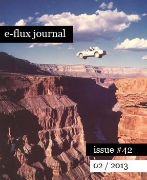 e-flux journal issue 42 out now