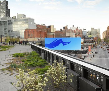 High Line Art Spring 2013 Program